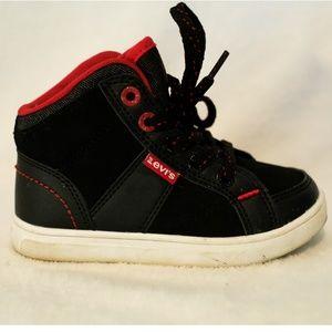 Levi's Hightop Shoes